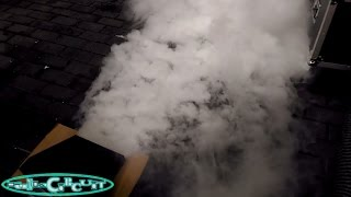Low Lying Fog Machine (No Dry Ice Needed) 1 by Funk Circuit™