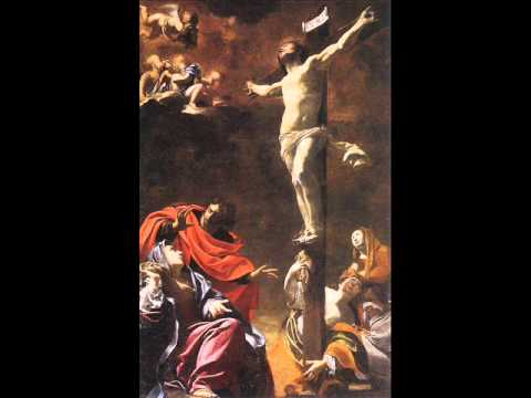 Francesco Feo (1691-1761) The crucifixion / Aria '...