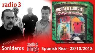 El disc 40 anys de Música & Llibertat sonant a: Sonideros!!! De Radio 3  // 28/10/18