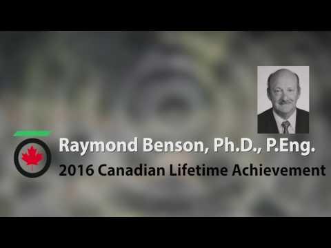 Raymond Benson: TAC 2016 Canadian Lifetime Achievement Award   with music tail