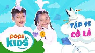 Mầm Chồi Lá Tập 95 - Cò Lả | Nhạc thiếu nhi hay cho bé | Vietnamese Kids Song