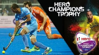 Netherlands vs India - Men's Hero Hockey Champions Trophy 2014 India Group B [9/12/2014]