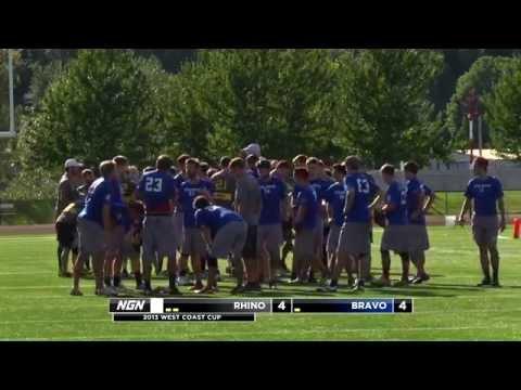 Denver Johnny Bravo vs Portland Rhino - 2013 West Coast Cup