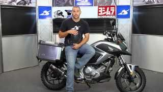 Easy Upgrade Project Bike - Honda NC700X | Motorcycle Superstore