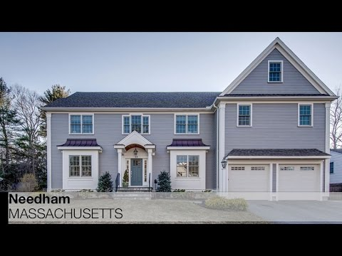 Video of 88 Old Farm Road | Needham Massachusetts real estate & homes by Ned Mahoney