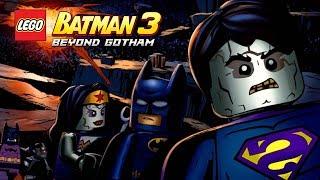 LEGO BATMAN 3 : BEYOND GOTHAM - BIZARRO (DLC)