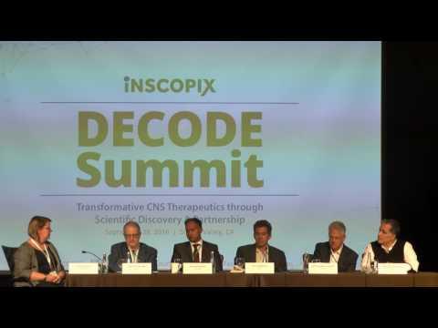 DECODE Summit  |  Afternoon Keynote Panel