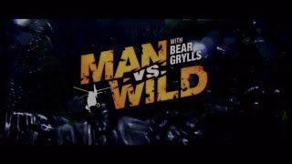 Man vs. WIld: The Video Game (PS3) - Gameplay Montage