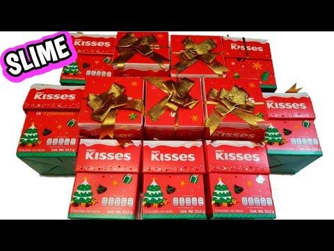 SLIME no escojas la caja de kisses incorrectas