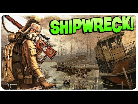 Day R Survival Update - SHIPWRECK EVENT + SCUBA GEAR! | Day R Survival Gameplay