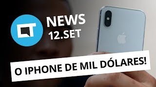 iPhone 8, iPhone 8 Plus e iPhone X; NES Classic Edition vai voltar e+ [CT News]