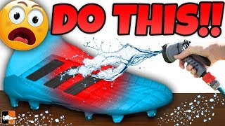 Wet Weather HACKS ☔🌧 Mud Tips & Tricks For Your Cleats!