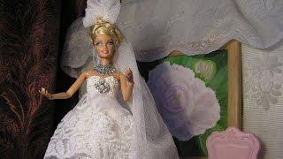 Игры для девочек Одевалки Барби выходит замуж Что одеть на свадьбу