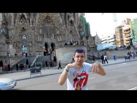 Barcelona, Sagrada Familia, Irish Guide :)