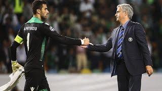 Rui Patrício | Sporting Clube de Portugal vs Chelsea FC