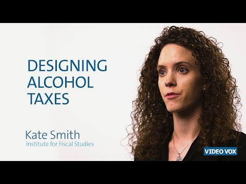 Designing Alcohol Taxes