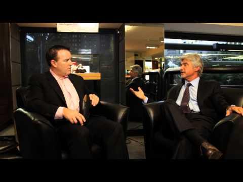 Part 4 : Talking Mens Gravati Shoes With Bob Fitzgerald