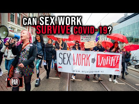 Can Sex Workers Survive COVID-19 When The Government Won't Give Aid?