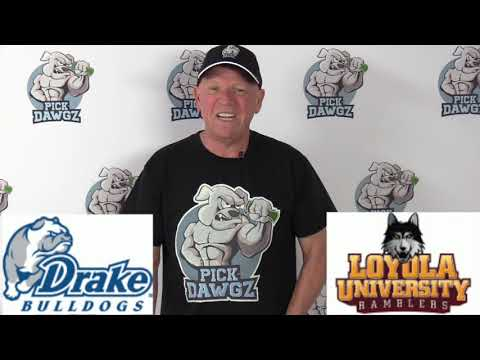 Loyola Chicago vs Drake 2/25/20 Free College Basketball Pick and Prediction CBB Betting Tips