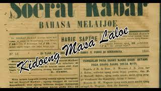 Gambar cover Kidoeng Masa Laloe