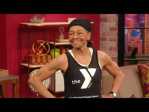 Watch a 77-Year-Old Woman Lift 250 Pounds! from YouTube · Duration:  1 minutes 15 seconds