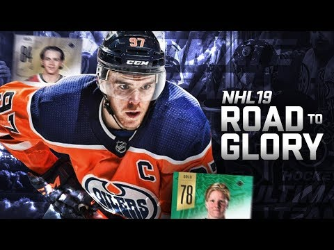 NHL 19 ROAD TO GLORY EP. #2 'SICK PULL'