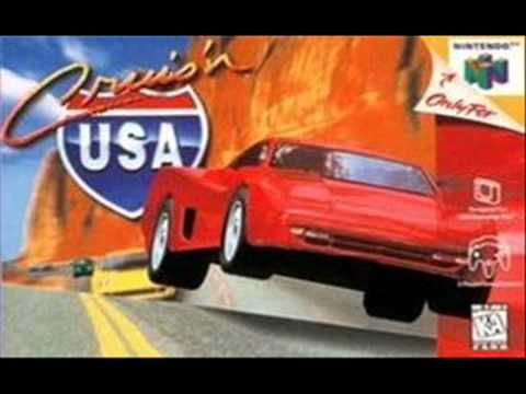 Cruis'n USA - Main theme (Arcade version with no sound effect)