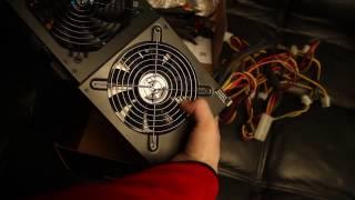 Блок Aerocool KCAS 700W 80 Bronze (обзор На русском языке)