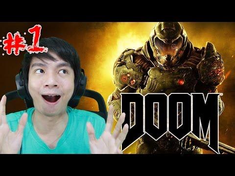 Game Keren - DOOM - Indonesia Gameplay #1