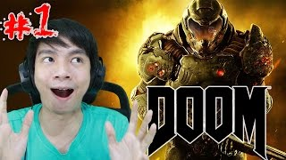 Game Keren - DOOM - Indonesia Gameplay #1