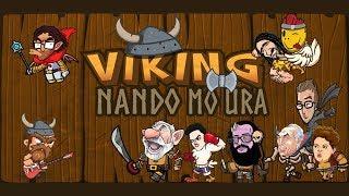 Nando Moura VIKING - Game de Android!!!