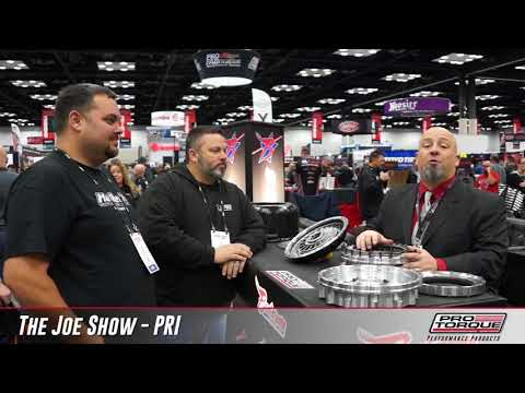 Bob Clayton and Derek Tillery at PRI 2017