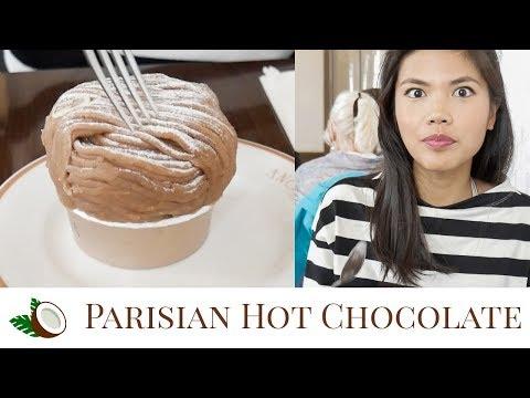 Angelina Hot Chocolate - Paris Day 2 | Euro Trip 2017