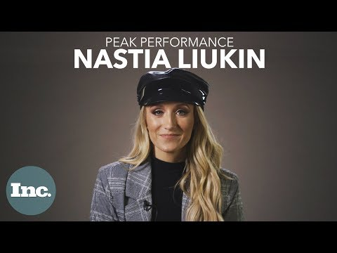 How Olympic Gold Medalist Nastia Liukin Triumphed After Falling Down   Inc.