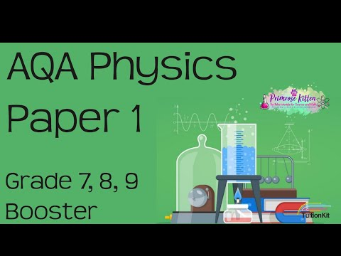 10 Hardest Questions in AQA Physics Paper 1! Grade 7, 8, 9 Booster Revision