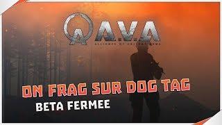AvA Dogtag | Découverte gameplay FPS GRATUIT (beta fermée)
