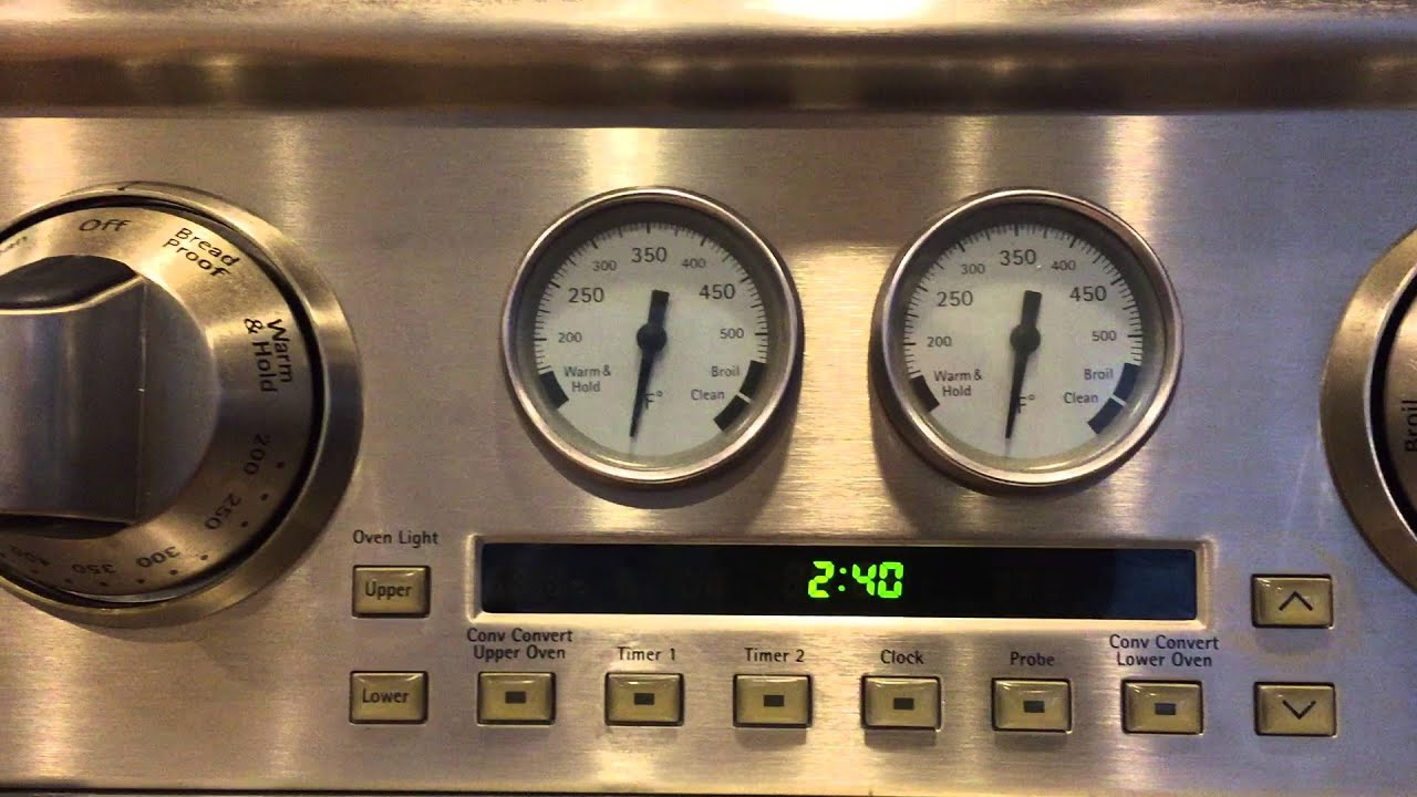 Kenmore Pro Double Oven Review Youtube