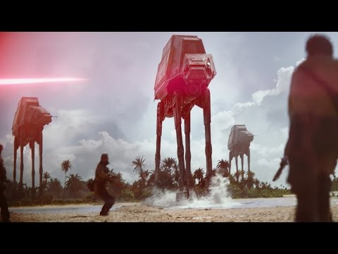 Primer tráiler de Rogue One: una historia de Star Wars