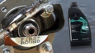 Mercedes-Benz AMG 0W40 229.5 Jak skutecznie olej chroni silnik?