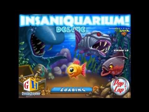 [AC] Insaniquarium Deluxe #1 : เกมเลี้ยงปลาในตำนาน :v