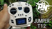 JUMPER T12 Setup and Binding - YouTube