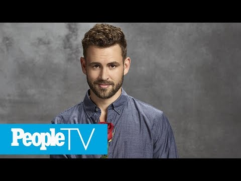 Nick Viall Says He 'Made Out' With His 'First Guy': 'I Was A Little Bit' Nervous | PeopleTV