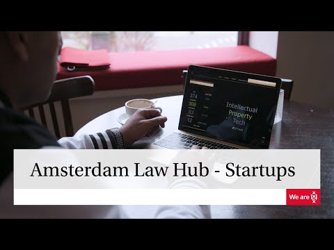 Amsterdam Law Hub - Startups