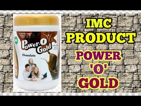 IMC POWER O GOLD/SUDIP SUTHAR/ best protein powder. / best protein powder for muscle.
