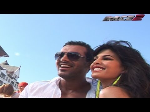 Jacqueline Becomes Bakra - Race 2 Behind The Scenes