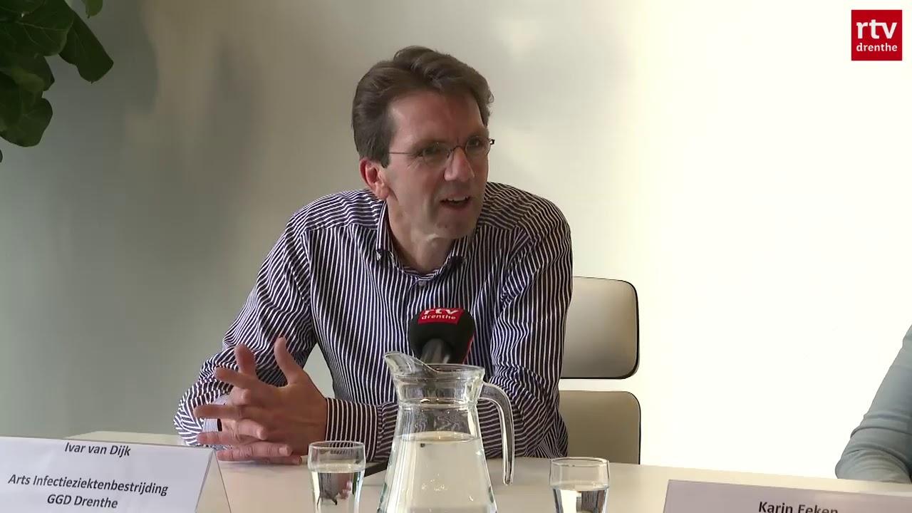 Persconferentie Coronavirus Gemeente Coevorden Drenthe