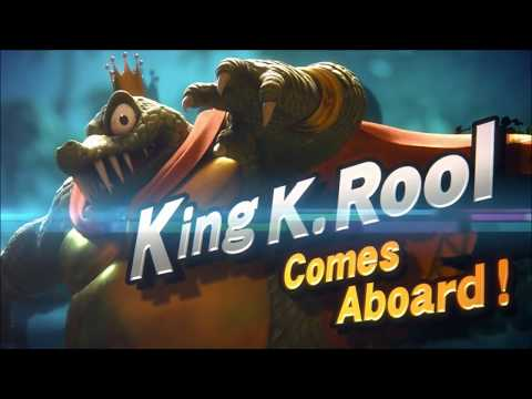KING K. ROOL'S FINEST HOUR! (Finest Hour/Spellbound/Gang - Plank Galleon SNES Mash-Up/Smash Ultimate)