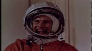 Juri Gagarin - in Erinnerung an einen Russischen Helden