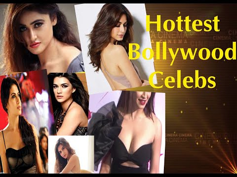 HOTTEST bollywood Celebrities