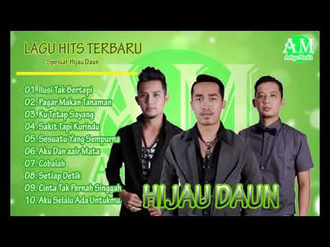 Lagu hits terbaru (full album Hijau Daun) - YouTube